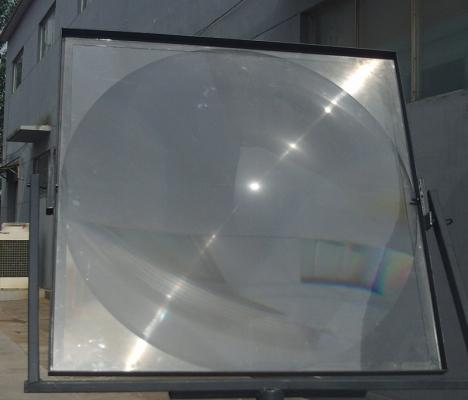 PMMA太阳能聚光透镜