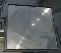 PMMA Solar concentrating lens